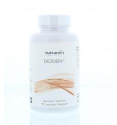 Nutramin Diosvein 90 capsules | € 40.01 | Superfoodstore.nl