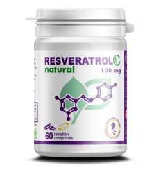 Soria resveratrol ct 100mg | € 32.67 | Superfoodstore.nl