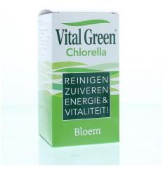 Bloem Chlorella vital green 600 tabletten   € 36.59   Superfoodstore.nl