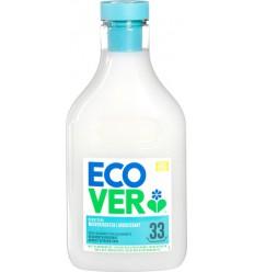 Ecover Wasverzachter roos & bergamot 1 liter | € 4.65 | Superfoodstore.nl