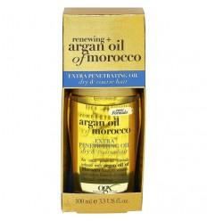 OGX Argan oil Morocco extra penetrating oil dry hair 100 ml | € 11.75 | Superfoodstore.nl