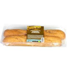 Zonnemaire Spelt baguette 2 stuks | € 2.56 | Superfoodstore.nl