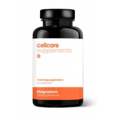 Cellcare Magnesium 90 tabletten | € 16.69 | Superfoodstore.nl