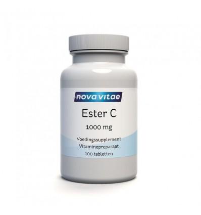 Nova Vitae Ester C 1000 mg 90 tabletten