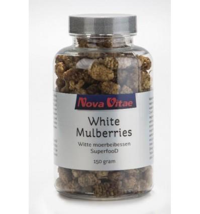 Nova Vitae Mulberry bessen (moerbeien) 150 gram