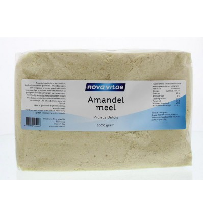 Nova Vitae Amandelmeel 1 kg