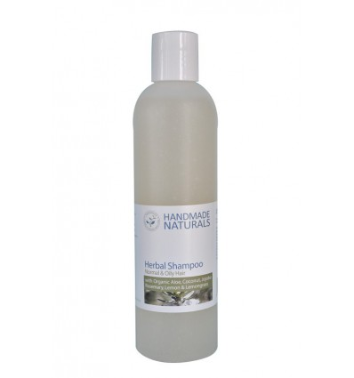 Handmade Naturals Herbal Shampoo Lemon - Lemongrass kopen
